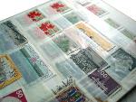 Briefmarkensammlung - so etwas gab es früher